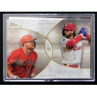 Topps On Demand 2020 Dynamic Duals Complete Base Card Set 1-22