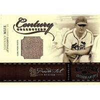 Johnny Mize 2004 Donruss Throwback Threads Century Collection Card #CC-41 1/1
