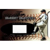 Kazuhiro Sasaki Seattle Mariners 2002 Fleer Flair Sweet Swatch 5x8 Card 104/770