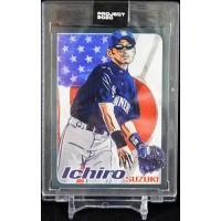 Ichiro Suzuki Seattle Mariners Topps Project 2020 Card 2001 #169
