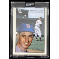 Ted Williams Boston Red Sox Topps Project 2020 Card 1954 #90