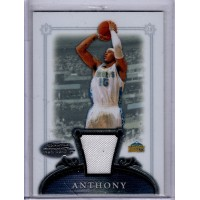 Carmelo Anthony 2006-07 Bowman Sterling Game-Worn Jersey Relic Card #5