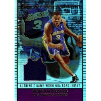 Devean George Los Angeles Lakers 2002-03 Topps Jersey Edition Card #JEDJG