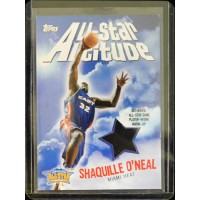 Shaquille O'Neal 2005 Topps All-Star Altitude Basketball Card ASR-SO 239/250