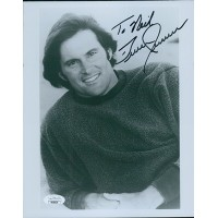 Bruce Jenner Olympian Signed 8x10 Glossy Photo JSA Authenticated