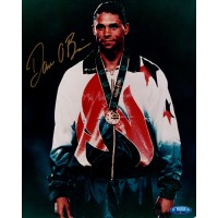 Dan O'Brien USA Gold Medalist Signed 8x10 Glossy Photo Tristar Authenticated
