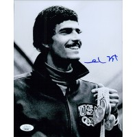 Mark Spitz Olympic Swimmer Signed 8x10 Matte Photo JSA Authenticated