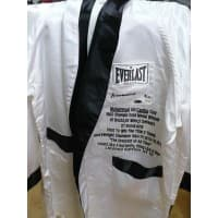 Muhammad Ali Signed Limited Edition Robe and Trunks #3/10 Steiner and Online Authenticated