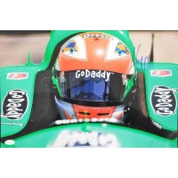 James Hinchcliffe Indy Car Racer Signed 12x18 Glossy Photo JSA Authenticated
