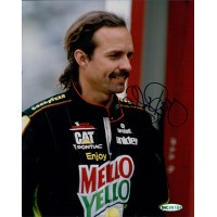Kyle Petty Signed NASCAR 8x10 Glossy Photo Upper Deck Authenticated