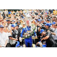 Alexander Rossi Indy Car Racer Signed 12x18 Glossy Photo JSA Authenticated