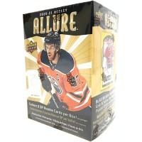 2020-21 Upper Deck Allure Hockey Trading Cards Blaster Box