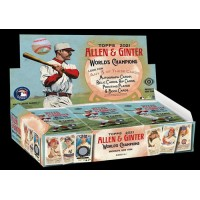 2021 Topps Allen & Ginter Baseball - Hobby Box