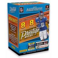 2021 Panini NFL Prestige Football Trading Card Blaster Box