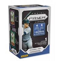 2021 MLB Prizm Baseball Trading Card Blaster Box