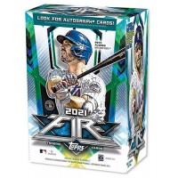 2021 Topps MLB Fire Baseball Trading Card Blaster Box