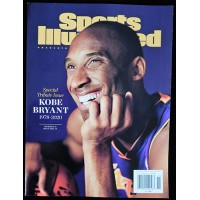 Kobe Bryant Sports Illustrated Magazine February 1/7/2020 Tribute No Label