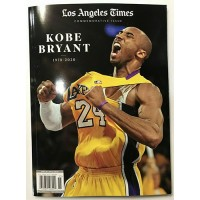 Kobe Bryant Los Angeles LA Times Magazine Feb 2/7/2020 Commemorative Edition