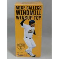 Mike Gallego Oakland Athletics Stadium Give Away SGA Windmill Windup Toy 2015