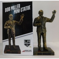 Bob Miller Los Angeles Kings Hall Of Fame Broadcaster 2019 SGA Mini Statue