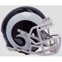 Los Angeles Rams Revolution Speed Mini Helmet