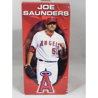 Joe Saunders Los Angeles Angels Stadium Give Away SGA Bobblehead 6/30/10