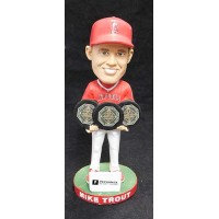 Mike Trout Los Angeles Angels 3x MVP Stadium Give Away SGA Bobblehead 6/4/2021