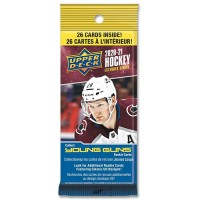 2020-21 Upper Deck Extended Series NHL Hockey Fat Pack