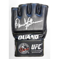 Randy Couture UFC MMA Signed Glove PSA/DNA Authenticated