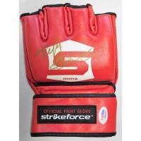 Fedor Emelianenko UFC MMA Signed Glove PSA/DNA Authenticated