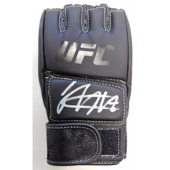 Khabib Nurmagomedov UFC MMA Signed Glove PSA/DNA Authenticated