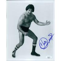 Chavo Guerrero Sr. WWE WWF Wrestler 8x10 Glossy Photo JSA Authenticated