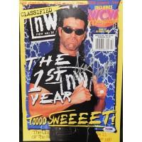 Scott Hall Signed NWO Wrestling Magazine PSA/DNA Authenticated