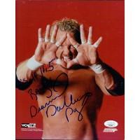 Diamond Dallas Page Signed WCW/NWO Wrestling 8x10 Glossy Photo JSA Authenticated