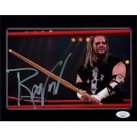 Raven WWE WWF Wrestler 8x10 Glossy Photo JSA Authenticated