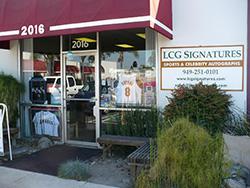 lcg signature store
